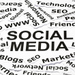 'Social media' concept — 图库照片 #5981512
