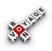 Bon voyage — Stock Photo