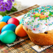 Easter bread — Stock Photo #5902014
