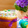 Stock Photo: Easter bread