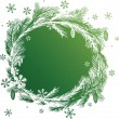 Royalty-Free Stock 矢量图片: Christmas vector banners. Design element.