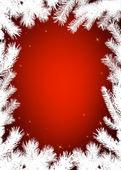 Winter christmas achtergrond — Stockvector