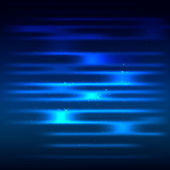 Abstract blue vector background — Vecteur