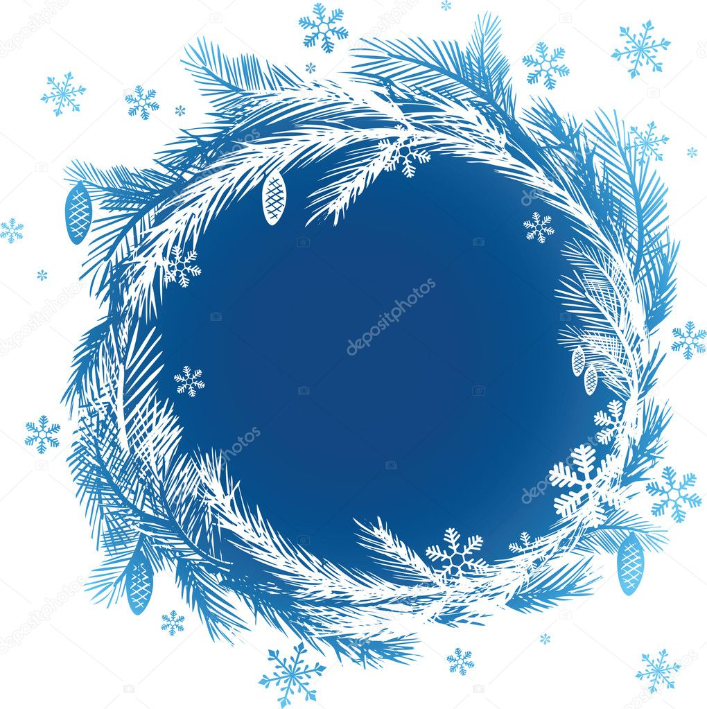 Christmas vector banners. Design element. — Stock Vector #5416647