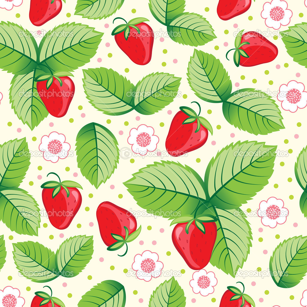 Twitter Backgrounds Strawberries Strawberry Background