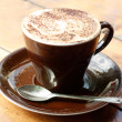 Cappucino — Stock Photo #5923141
