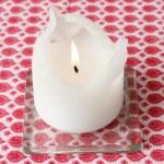 Candle light — Stock Photo