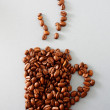 Coffee beans — Stock Photo #5924137