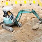 Excavator — Stock Photo #5924451