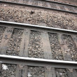 Rail texture — Stock Photo #5924523