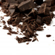 Dark chocolate — Stock Photo