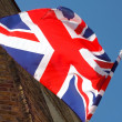 Union jack — Stock Photo #5925162