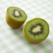 Sliced kiwi fruit — Stock Photo #5925188