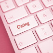 Dating — Stock Photo