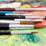 Paintbrushes — Stock Photo #5925633