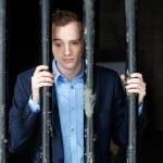 Jailed — Stock Photo
