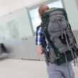 Backpacker — Stock Photo #5926403