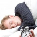 Sleeping — Stock Photo