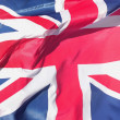 Union jack — Stock Photo #5927325