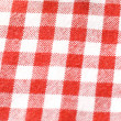 Gingham — Stock Photo