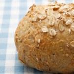 Постер, плакат: Whole meal bread roll