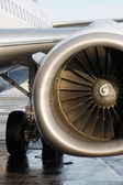 Corporate Jet — Stock Photo