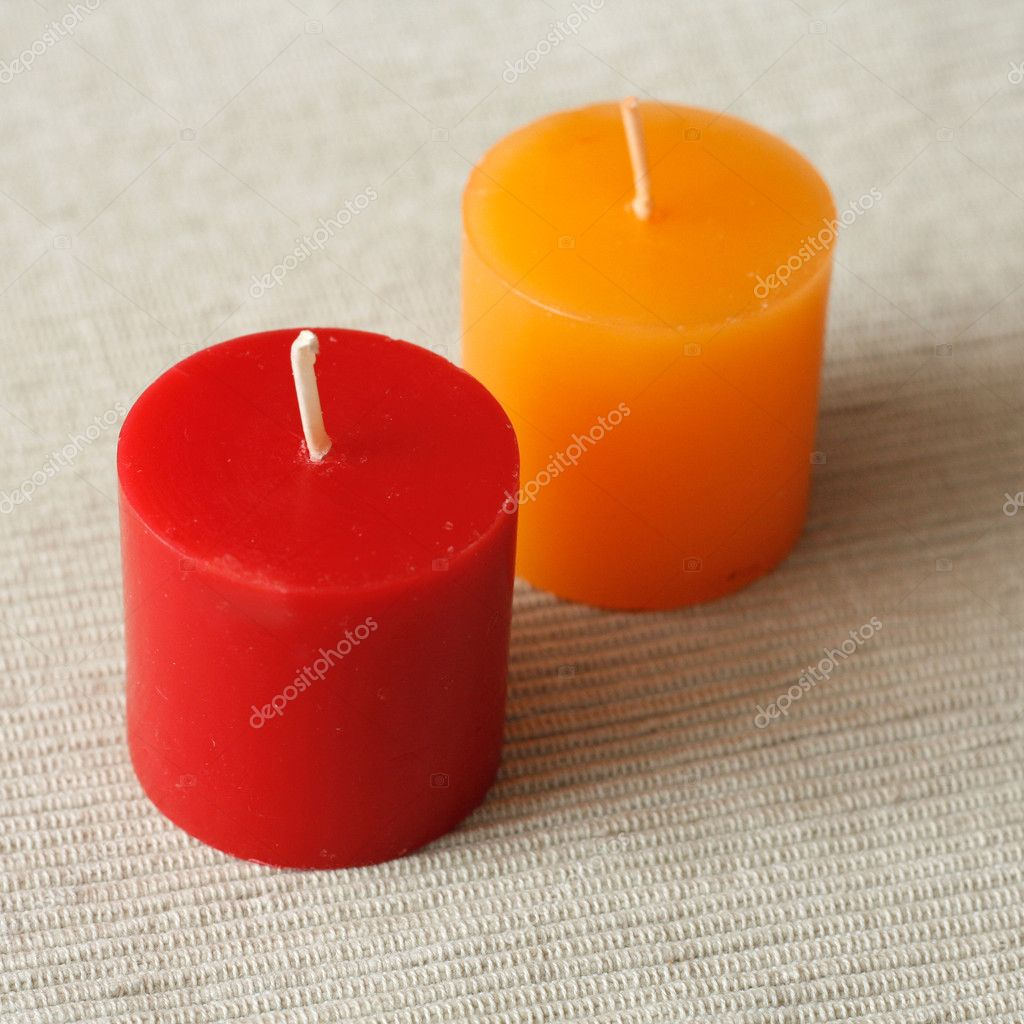 Candles — Stock Photo #5923936