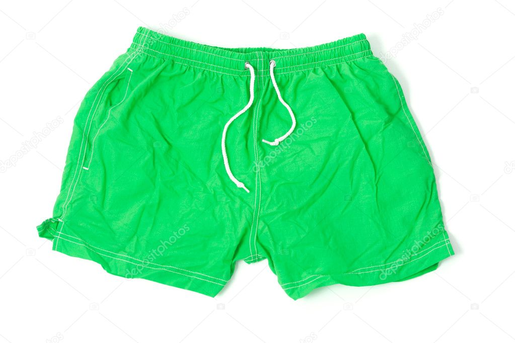 Swimming shorts — Stock Photo #5925972