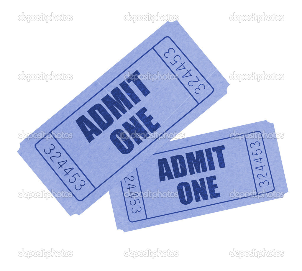 Vintage tickets — Stock Photo #5927286