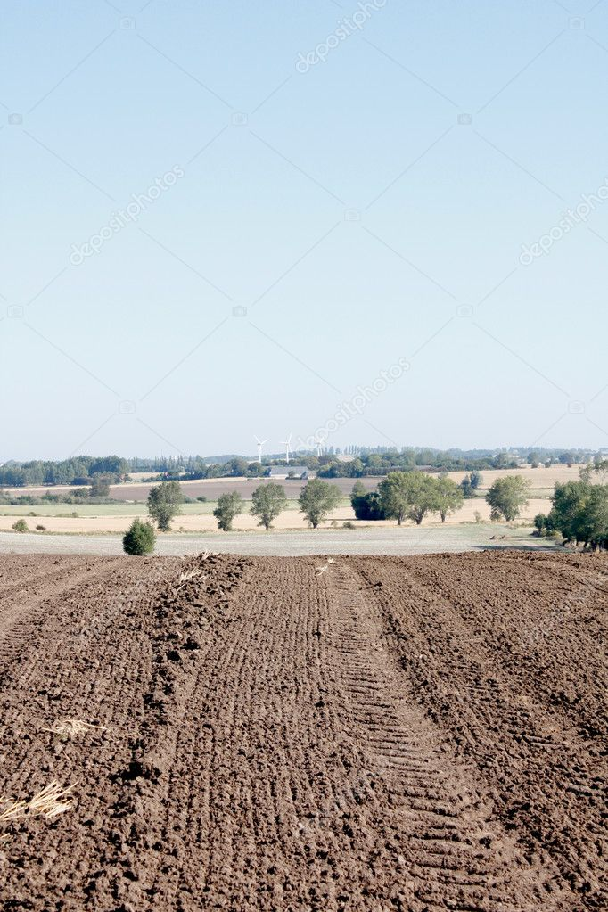 A beautiful European countryside — Stock Photo #5928329