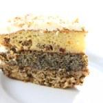 Homemade cake — Stock Photo