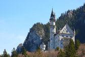 宫新天鹅堡,巴伐利亚,德国 — 图库照片