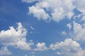 Nubes en el cielo — Foto de Stock