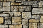 Masonry rock wall texture — Stock Photo
