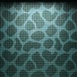 Illuminated tile wall — Stock Photo #5440594