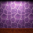 Illuminated tile wall — Stock Photo #5440605