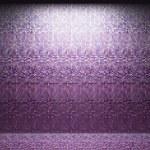 Illuminated tile wall — Stock Photo #5440675