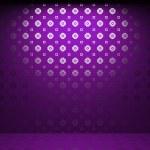 Illuminated tile wall — Stock Photo #5440684