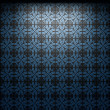 Illuminated tile wall - Foto de Stock