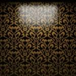 Illuminated tile wall — Stock Photo #5440852