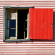 Window and shutters - Foto de Stock