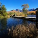 Montanhas Drakensberg — Fotografia Stock  #6244966