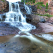 Waterfall, HDR — Stock Photo