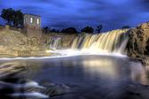 Falls at Sioux Falls, South Dakota, HDR — Stock Photo