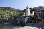 Linha de costa italiana — Foto Stock