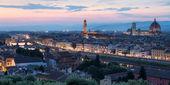 Firenze, italia, hdr — Foto Stock