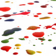 Background of watercolor drops — Stock Photo