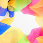 kleur textuur van zijde — Stockfoto