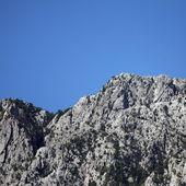 Dağ manzarası temizleyin — Stok fotoğraf