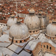 Aerial view of Venice city — Stock Photo #6184471